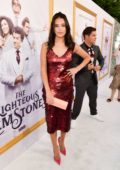 Chloe Bridges attends the Premiere of HBO's New Series 'The Righteous Gemstones' in Los Angeles