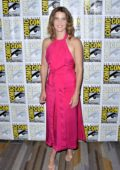 Cobie Smulders attends the ABC's 'Stumptown' Photocall during 2019 Comic-Con International in San Diego, California