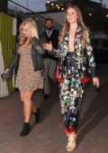 Diana Vickers attends the Pimm's Summer party at Flat Iron Square in London, UK