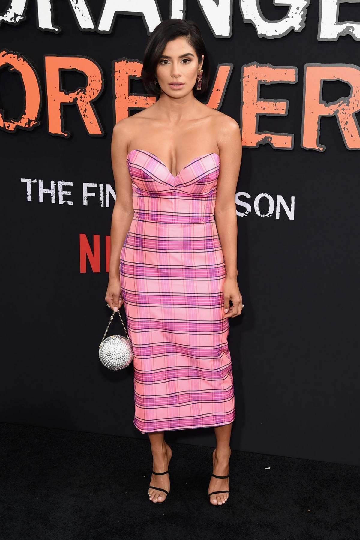 Diane Guerrero attends the 'Orange Is The New Black' Final Season World Premiere at Alice Tully Hall, Lincoln Center in New York City