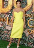 Eva Longoria attends the LA Premiere of 'Dora And The Lost City Of Gold' at Regal Cinema in Los Angeles