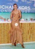 Gigi Hadid attends the launch of Michael Kor's Wonderlust at Rockefeller Center in New York City