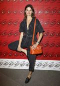 Isabeli Fontana attends Tod's x Alber Elbaz Happy Moments party at Palais de Tokyo in Paris, France