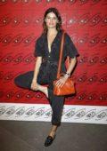Isabeli Fontana attends Tod's x Alber Elbaz Happy Moments party at Palais de Tokyo in Paris, France