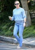 Jennifer Garner stops by Bradley Cooper's house in Los Angeles