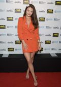 Jess Impiazzi attends Paul Strank Charitable Trust Summer Party at Opium in London, UK
