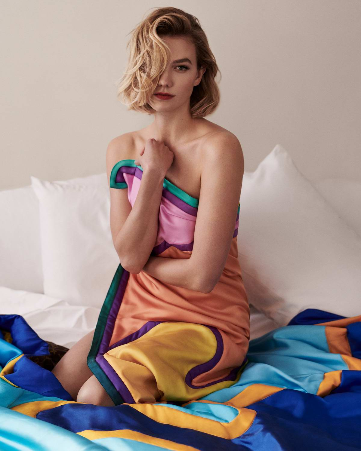 Karlie Kloss features in Louis Vuitton Campaign 2019