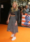 Laura Whitmore attends 'Blinded By The Light' Premiere at Curzon Mayfair in London, UK