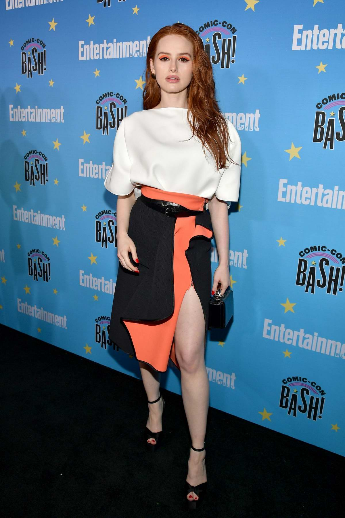 Madelaine Petsch attends the Entertainment Weekly 2019 Comic-Con party at the Hard Rock Hotel in San Diego, California