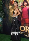 Madeleine Madden attends the LA Premiere of 'Dora And The Lost City Of Gold' at Regal Cinema in Los Angeles