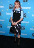 Maisie Williams attends Entertainment Weekly's 2019 Comic-Con Bash held at FLOAT, Hard Rock Hotel in San Diego, California