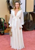 Margot Robbie attends the Los Angeles Premiere of 'Once Upon a Time in Hollywood' in Hollywood, California