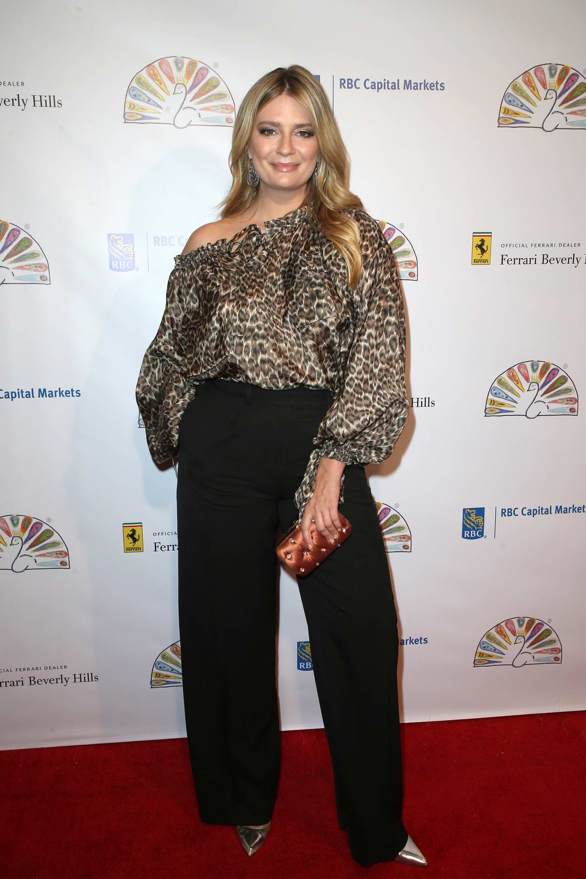 Mischa Barton attends the 2019 Flaunt It Awards at Beverly Wilshire Four Seasons Hotel in Beverly Hills, Los Angeles