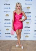 Pixie Lott attends the Attitude Pride Awards at Mandarin Oriental Hotel in London, UK