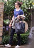 Rachel Weisz seen leaving her home in London, UK