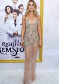 Virginia Gardner attends the Premiere of HBO's New Series 'The Righteous Gemstones' in Los Angeles