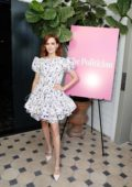 Zoey Deutch and Lucy Boynton attend Netflix's 'The Politician' - LA Tastemaker at San Vicente Bungalows in West Hollywood, Los Angeles