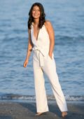Alessandra Mastronardi posing during photocall at the 76th Venice Film Festival in Venice, Italy