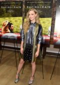 Amanda Seyfried and Milo Ventimiglia attend 'The Art Of Racing In The Rain' New York Premiere at the Whitby Hotel in New York City