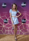 Anne Winters attends the ABC's 2019 TCA Summer Press Tour at Soho House in Beverly Hills, Los Angeles