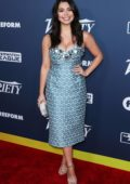 Auli'i Cravalho attends Variety's Power Of Young Hollywood at The H Club in Los Angeles