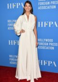 Camila Morrone attends the Hollywood Foreign Press Association Annual Grants Banquet in Los Angeles