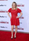 Elisabeth Moss attends 'The Handmaid's Tale' Season 3 Finale at Regency Village Theatre in Westwood, California