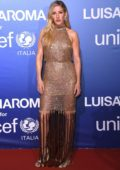 Ellie Goulding attends the UNICEF Summer Gala Presented by LUISAVIAROMA in Sardinia, Italy