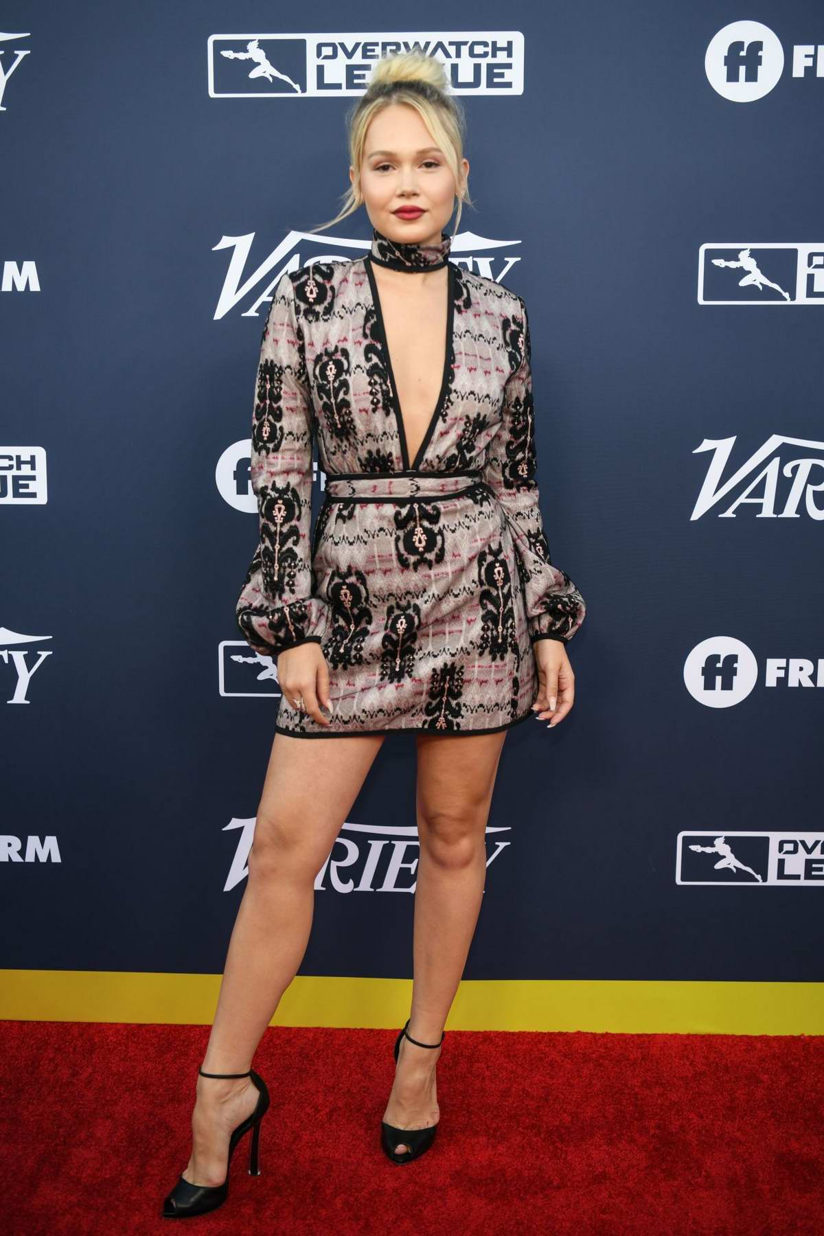 Kelli Berglund attends Variety's Power Of Young Hollywood at The H Club in Los Angeles