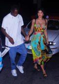 Kylie Jenner and Travis Scott go shopping in Capri, Italy