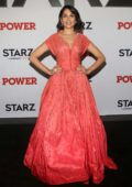 Lela Loren attends 'Power' TV Show Final Season Premiere at Hulu Theater at Madison Square Garden in New York City