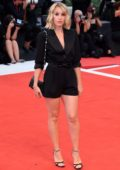 Ludivine Sagnier attends the Opening Ceremony and 'La Vérité' (The Truth) screening during the 76th Venice Film Festival in Venice, Italy