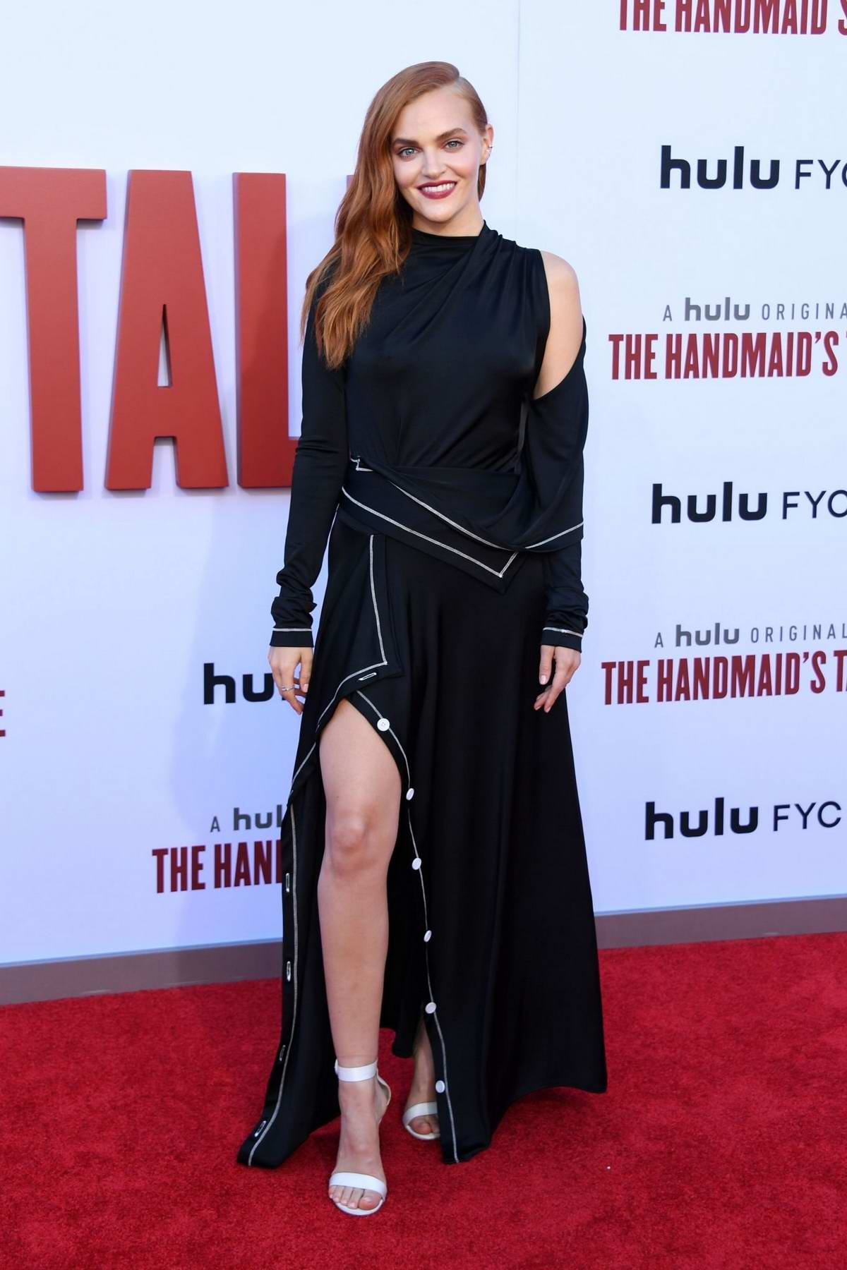 Madeline Brewer attends 'The Handmaid's Tale' Season 3 Finale at Regency Village Theatre in Westwood, California