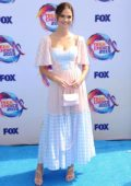 Maia Mitchell attends the FOX's Teen Choice Awards 2019 in Hermosa Beach, California