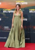 Margot Robbie attends the German Premiere of 'Once Upon a Time in Hollywood' in Berlin, Germany