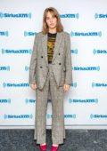 Maya Hawke visits SiriusXM Studios in New York City