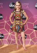 Meg Donnelly attends the ABC All-Star Party in Beverly Hills, Los Angeles