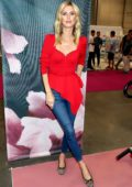 Nicky Hilton attends Day 2 of The Magic convention held in Las Vegas, Nevada