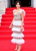 Penelope Cruz attends the premiere of 'Pain and Glory' at Somerset House in London, UK