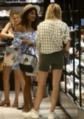 Sophie Turner and Priyanka Chopra are out for some shopping in Miami, Florida