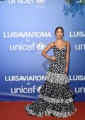 Vanessa Hudgens attends the UNICEF Summer Gala presented by LuisaViaRoma in Sardinia, Italy
