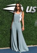 Alessandra Ambrosio attends Women's Final during 2019 US Open Tennis Championships at Flushing Meadows in New York City