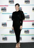 Alexandra Daddario visits The IMDB Show in Studio City, Los Angeles