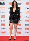 Ana de Armas attends the premiere of 'Knives Out' during 2019 Toronto International Film Festival in Toronto, Canada