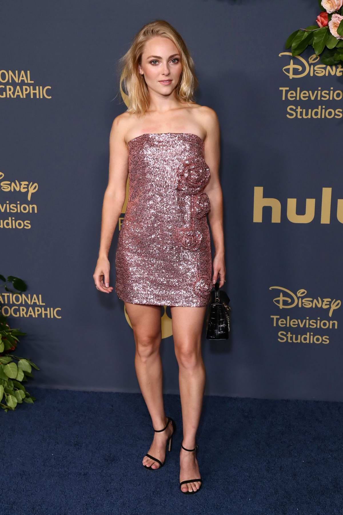 AnnaSophia Robb attends the Walt Disney Television Emmy After-Party 2019 in Los Angeles