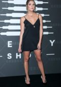 Ashley Benson attends Savage X Fenty Show during New York Fashion Week at Barclays Center in Brooklyn, New York City