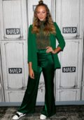 Ava Michelle visits the Build Series to discuss 'Tall Girl' at Build Studio in New York City