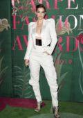 Barbara Palvin attends The Green Carpet Fashion Awards 2019 in Milan, Italy