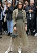 Camila Coelho attends Christian Dior show, Womenswear SS 2020 during Paris Fashion Week in Paris, France