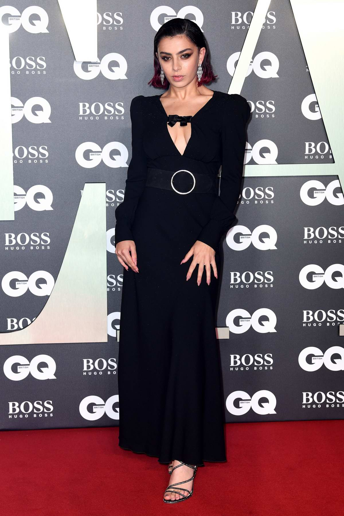 Charli XCX Attends the GQ Men Of The Year Awards 2019 in